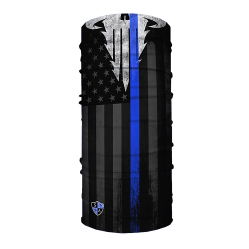 Police Appreciation Blue