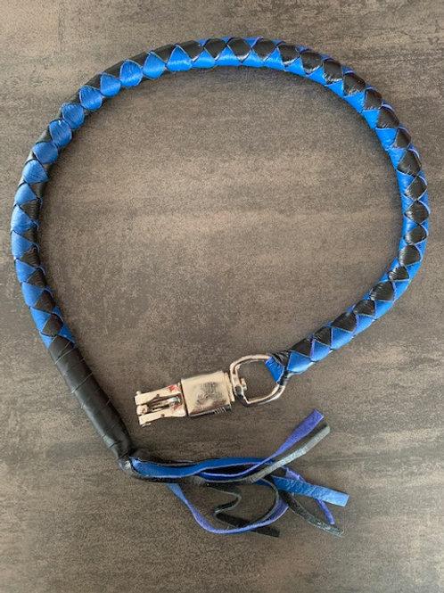Whips Bleu & Noir