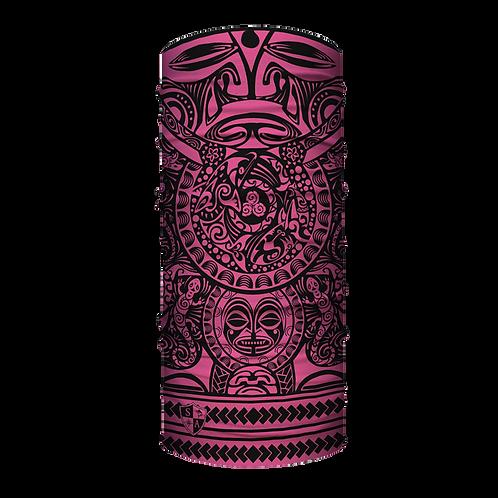 Polynesian Tribal Pink
