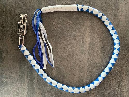 Whips Bleu & Blanc