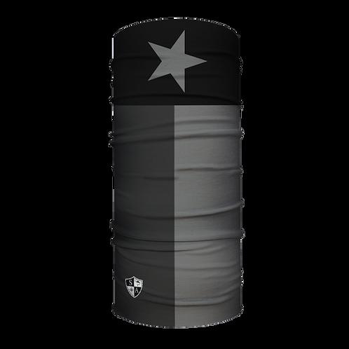 Blackout Texas State Flag