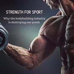 Bodybuilding gym training vs sport speci