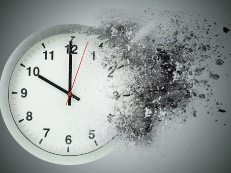 What If We Let Go Of Time?