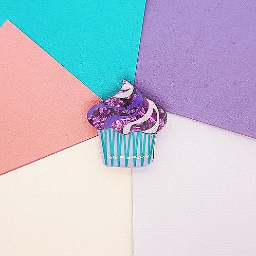 Cupcake Pin 2