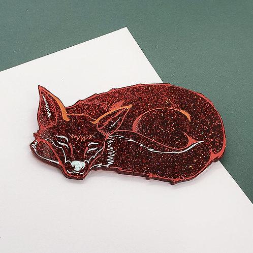 'Fabulous Fox' Brooch