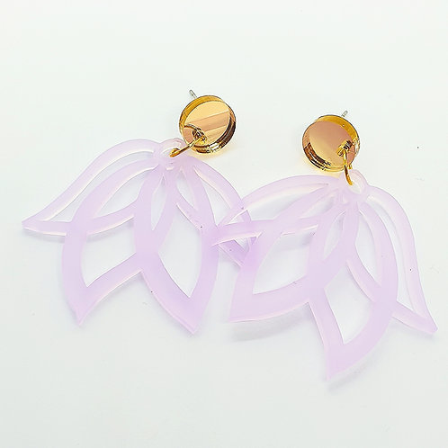 Lilac 'Floating Lily' Dangles