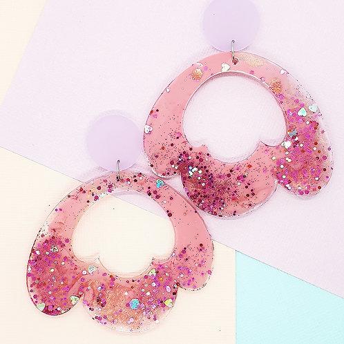 Fairy Floss Valentine Statement Blossoms #3