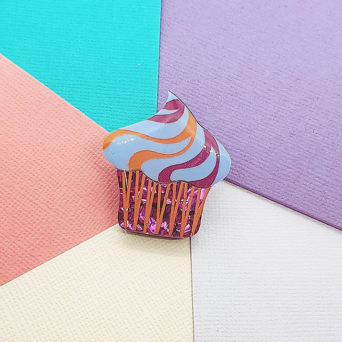 Cupcake Pin 1