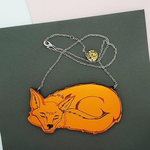 'Fabulous Fox' Necklace