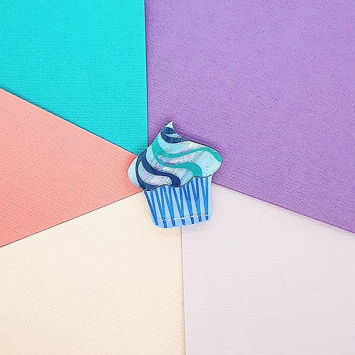 Cupcake Pin 3