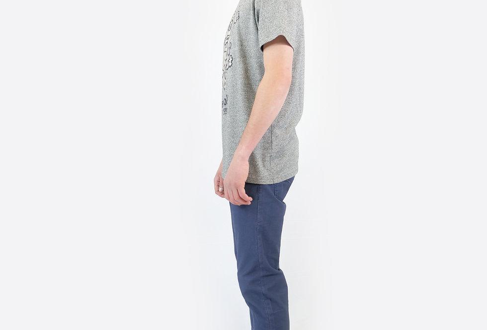 SUPERDRY - Pantalone edit slim double dye twill
