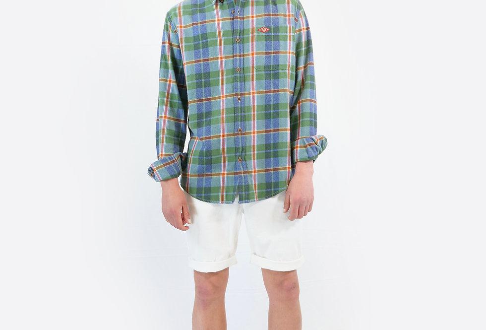 SUPERDRY - Camicia heritage lumberjack