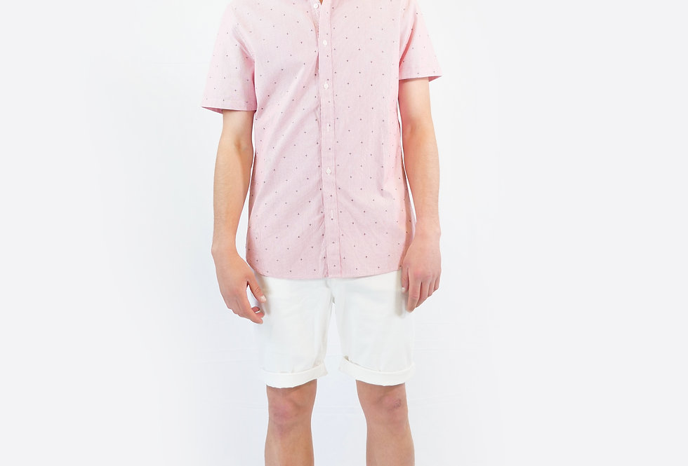 SUPERDRY - Camicia classic shoreditch print s/s