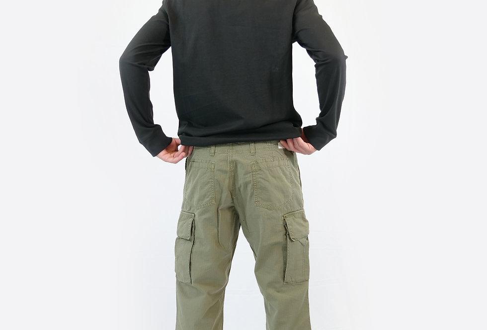 SUPERDRY - Pantalone ripstop cargo