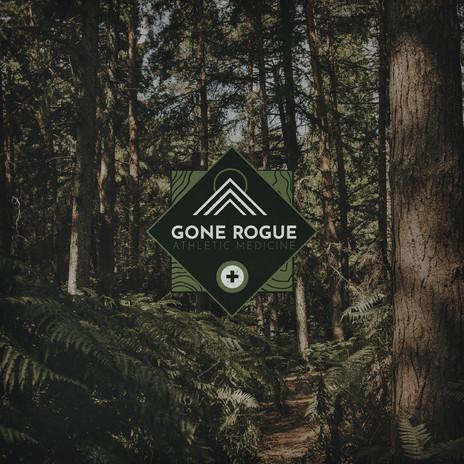 Gone Rogue Athletic Medicine Branding