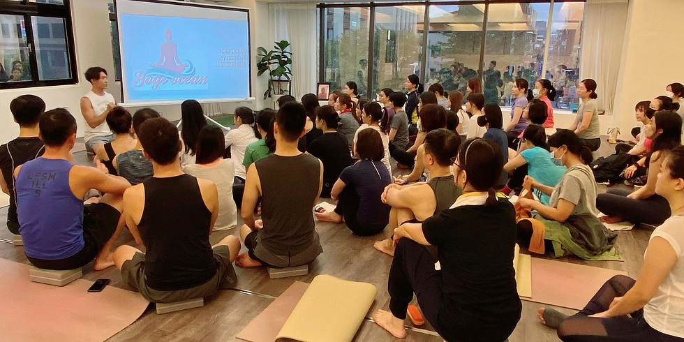 2021年台北200小時美國瑜珈聯盟師資免費說明會