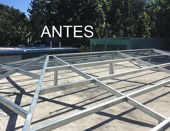 Techos De Metal En Todo Puerto Rico Techos Galvanizados