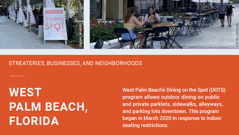 Urban Land Institute features MHCP COLAB's Work with West Palm Beach Downtown Development Authority