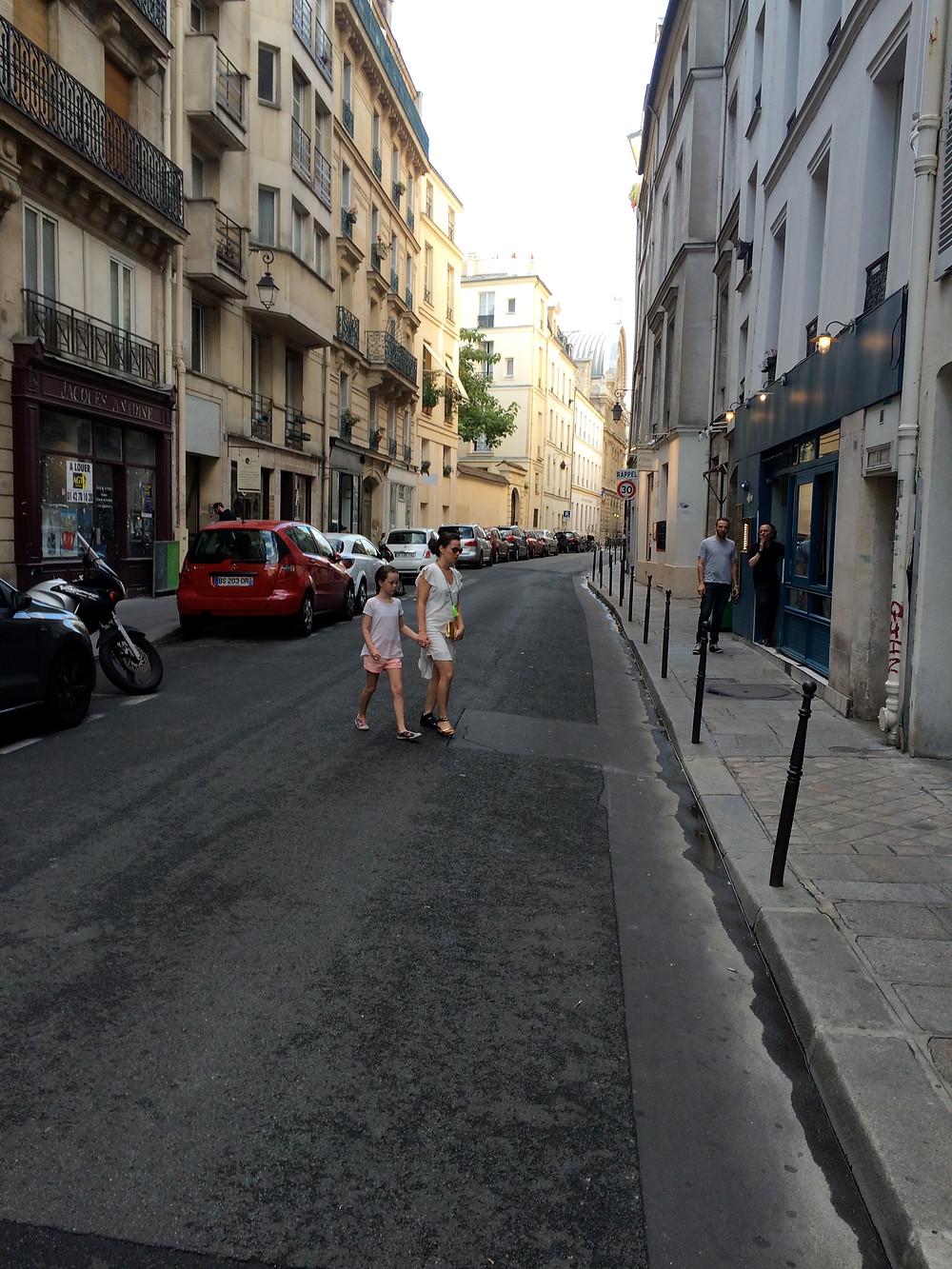 Street in Aix