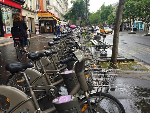 Oooo la la, My Escape to Paris
