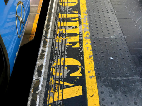 LONDON Chapter 1: Mind the Gap!
