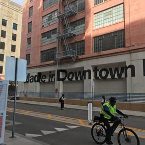 Downtown LA PreCOVID: My Last West Coast Assignment