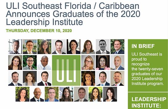 Melissa Hege Leadership Institutte