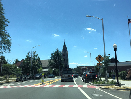 Even Quaint Towns Can Be Cutting Edge