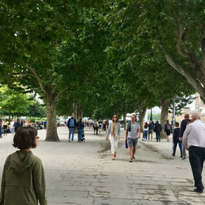 Come Away With Me to London's South Bank