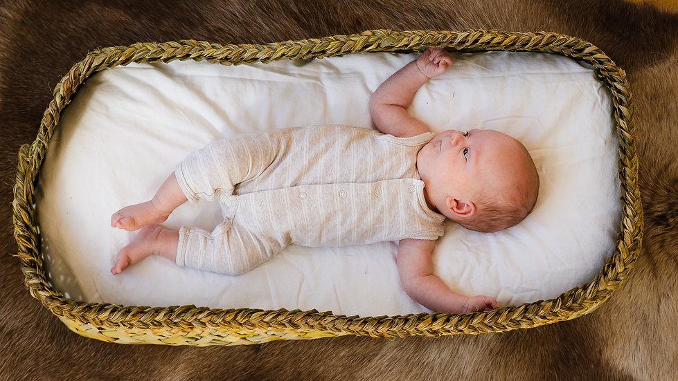 Baby Bassinet (Wahakura)