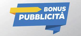 Il Bonus Pubblicità 2021