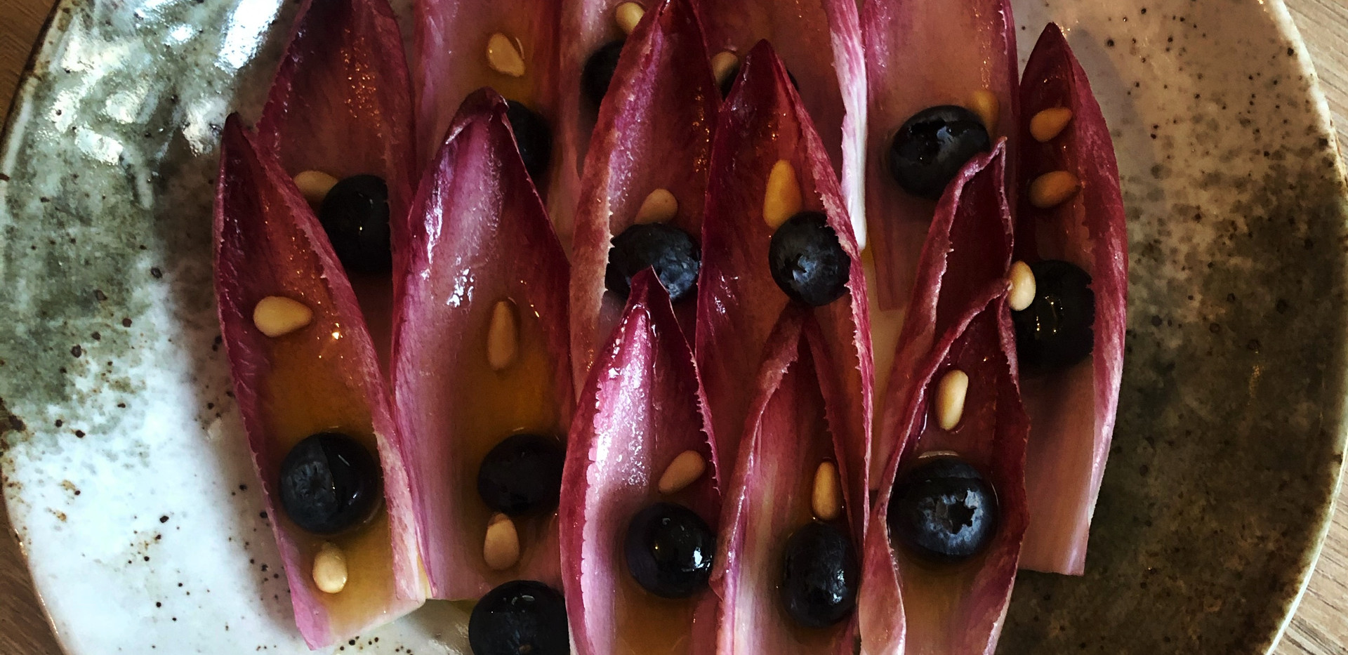 Red Endive - Berries - Stilton