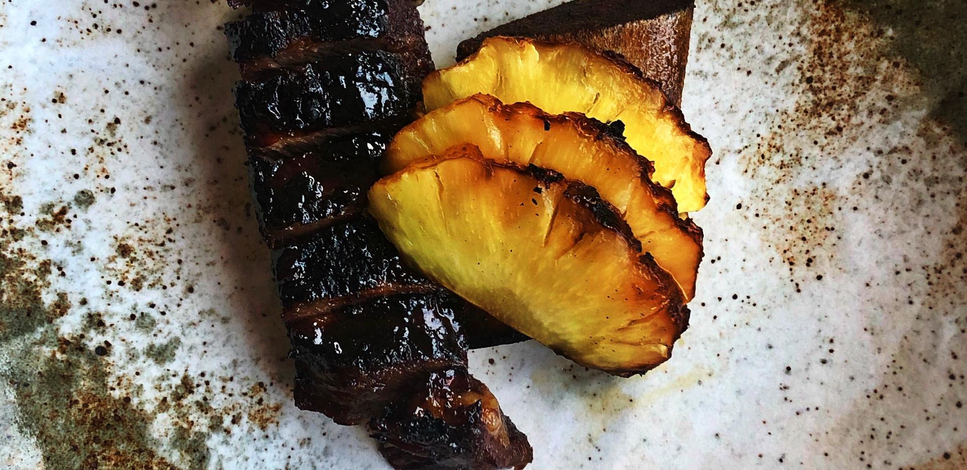Beef Short Rib - Pineapple