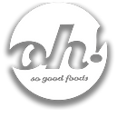 Oh! So good foods logo