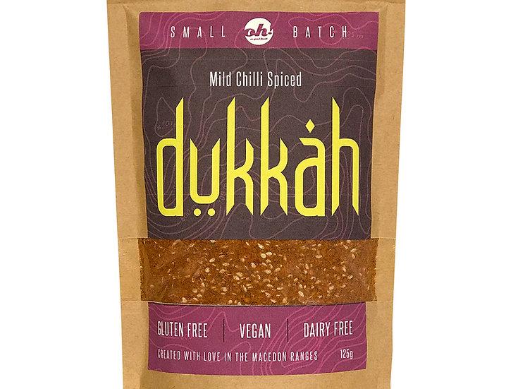 Mild Chilli Spiced Dukkah - 125g