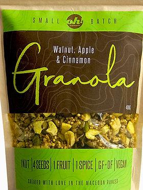 Walnut, Apple & Cinnamon Granola - 350g