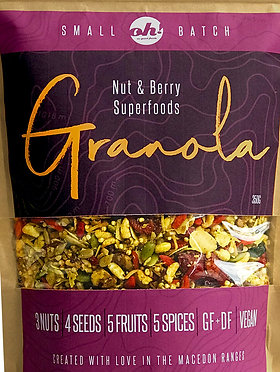 Nut & Berry Superfoods Granola - 350g