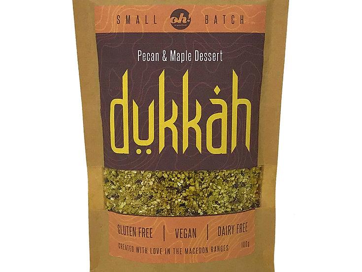 Pecan & Maple Dessert Dukkah - 100g