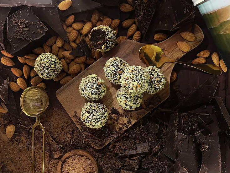 Chocolate Bliss Pruffles