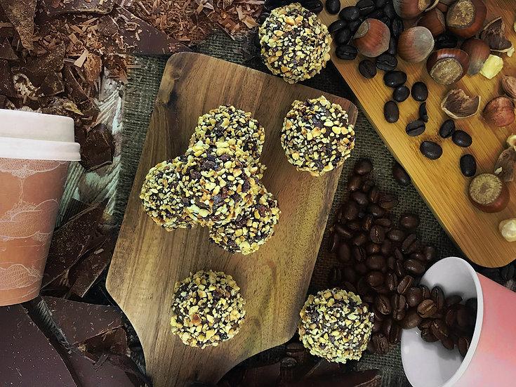 Hazelnut Mocha Pruffles