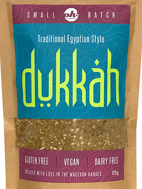 Traditional Egyptian Style Dukkah - 125g