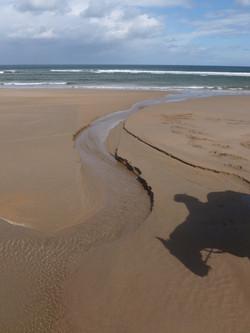 Bamburgh Beach - 2013