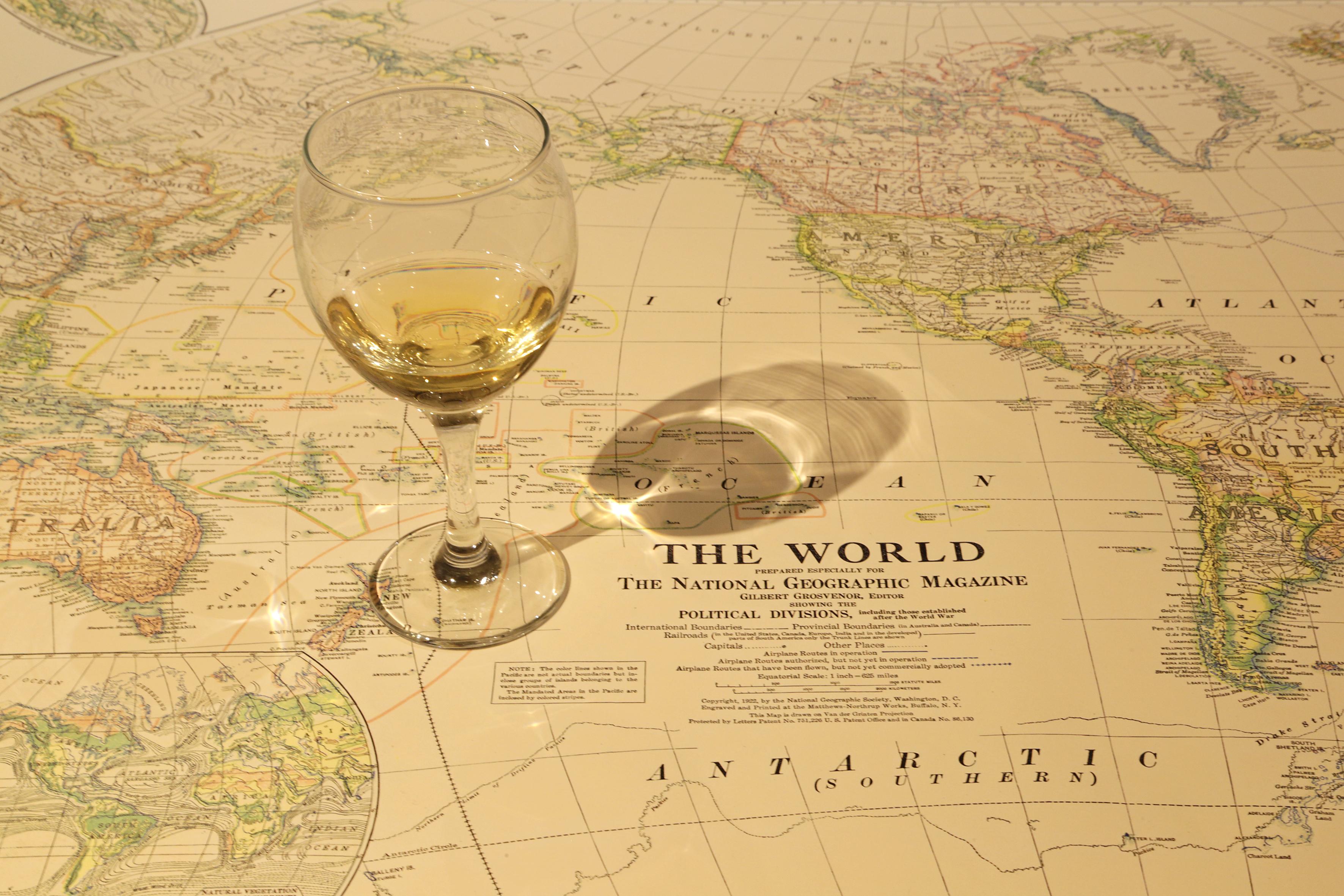 1. Mapa mundi
