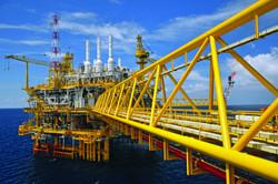 oil plattaform