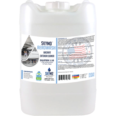 SKYMO AEROWASH- Boeing D6-17487 Revision T -  5 Gallons DRUM CONCENTRATE