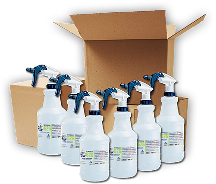 SKYMOKLEEN 626 Boeing D6-17487 Revision R 24oz Spray Bottle Qty 6-CASE RTU