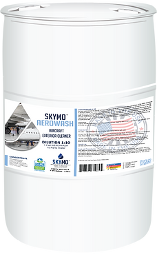 SKYMO AEROWASH Boeing D6-17487 Revision T 55 Gallons DRUM CONCENTRATE
