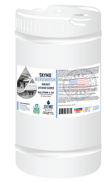 SKYMO AEROWASH Boeing D6-17487 Revision T -15 Gallons DRUM CONCENTRATE
