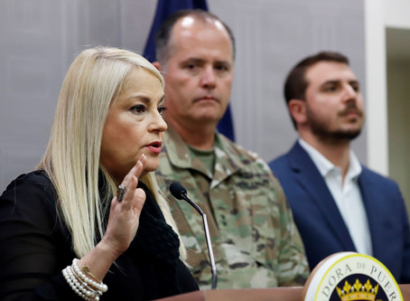 Puerto Rico Governor Declares State of Emergency to Fight Covid-19 Spread