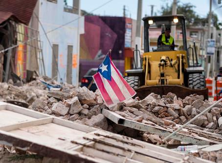 Puerto Rico Gov Urges U.S. Senate to pass Earthquake Disaster Relief Legislation